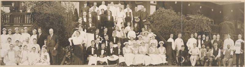 Tacoma Hotel Staff