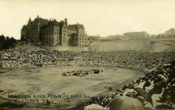 Stadium openned 1910