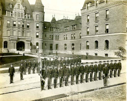 Cadets in 1906