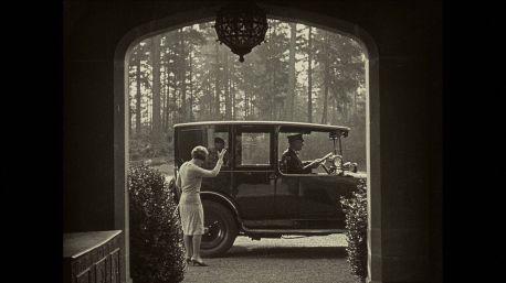 Car at Thornwood