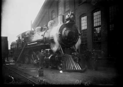 NP Locomotive