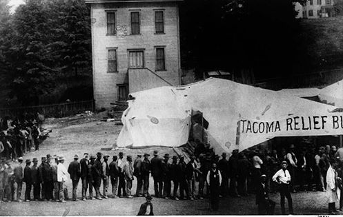 Tacoma Relief