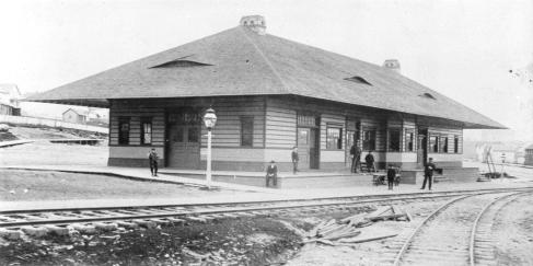 Villard Station