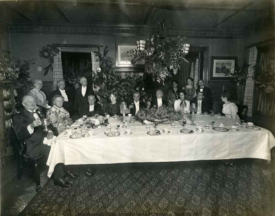 Dinner Party at Blackwell