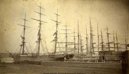 NP dock ca. 1888