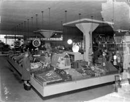 Oriental Fruit & Produce Company Stall 115 - 124. 1927