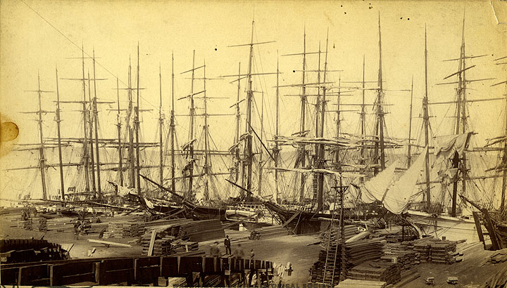 Tacoma Mill 1885