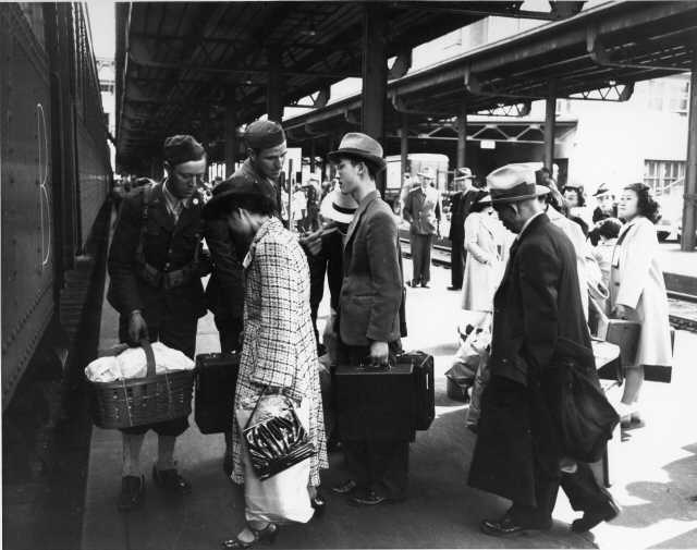 Union Station 1942