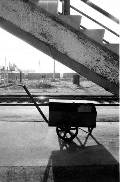 Union Station cart 1979