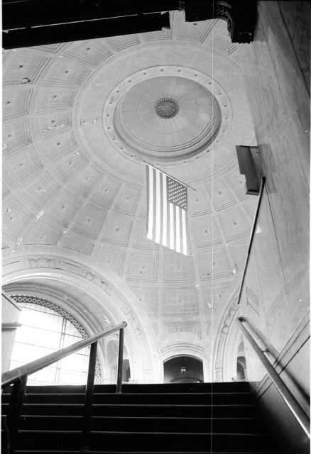 union station rotunda 1979