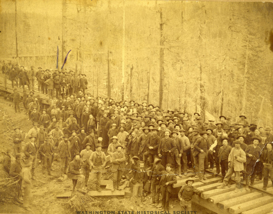 1887.completion of Stampede Pass switchbacks