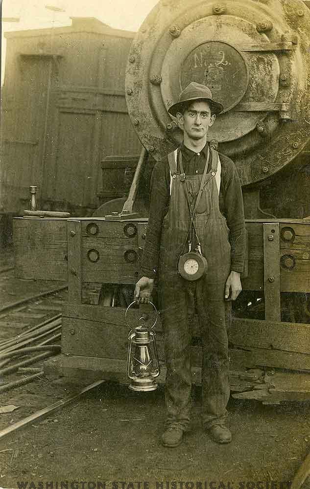Aberdeen night watchman 1910