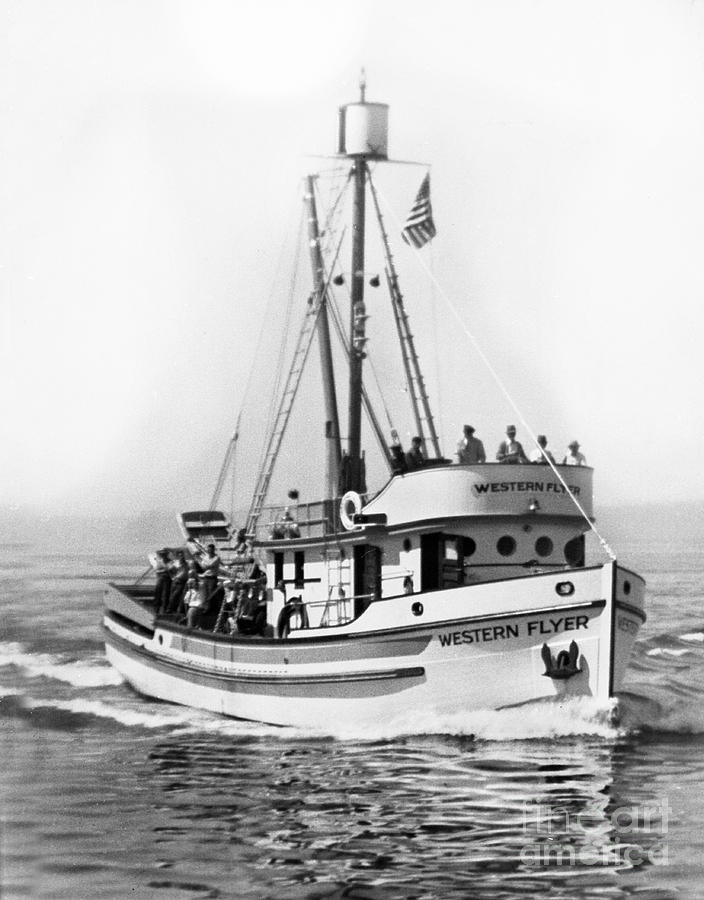 Sea trials 1937