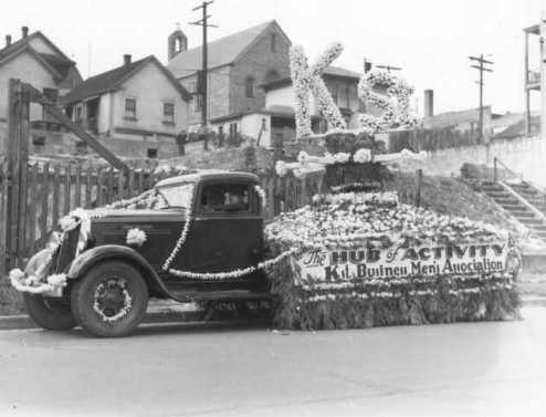 1936 float