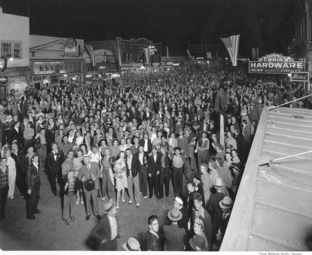 1949 street fair