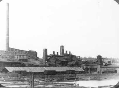 Asarco Smelter Tacoma