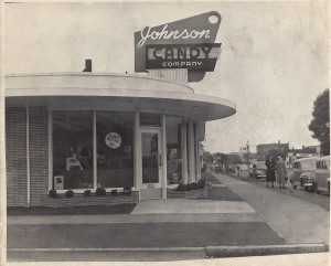 New in 1949