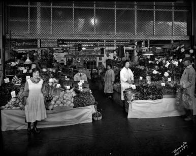 Tommy's market 1921