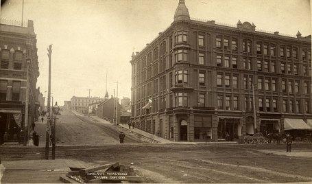 Fife Hotel ca. 1888