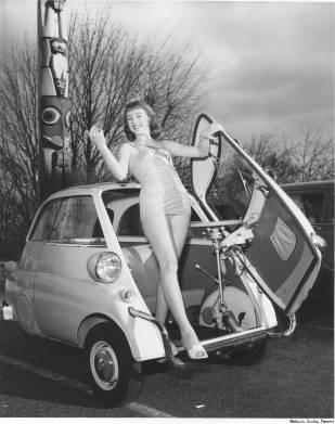 1958 Home Show Queen