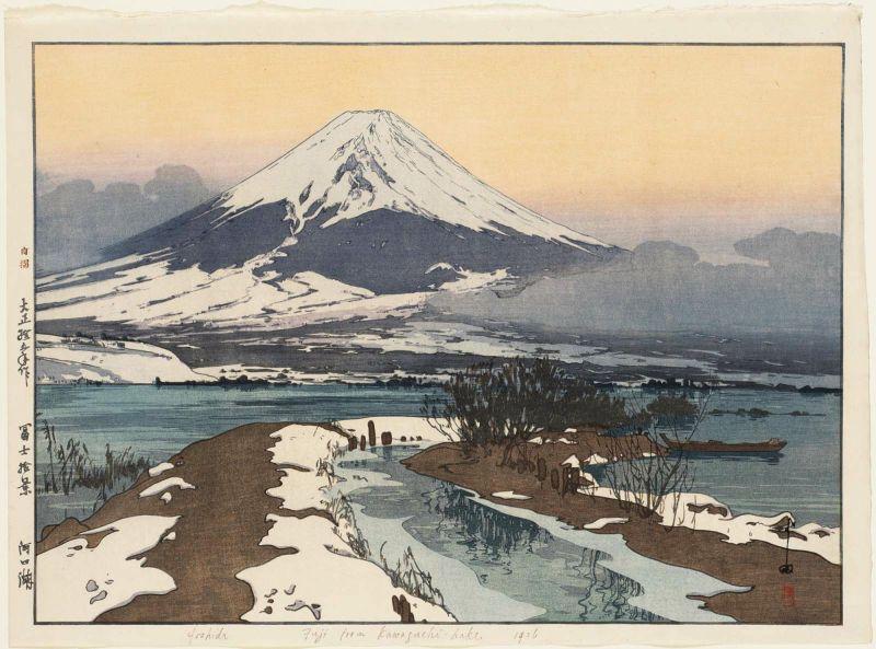 Mt Fuji Yoshida