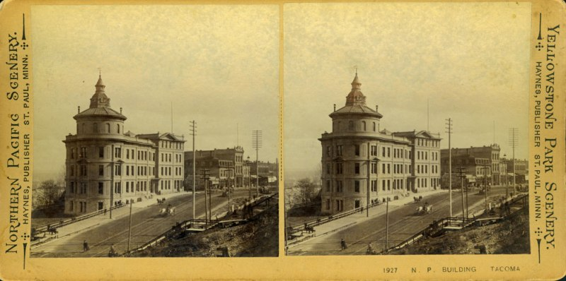 NPHQ, Before Everything – tacoma history