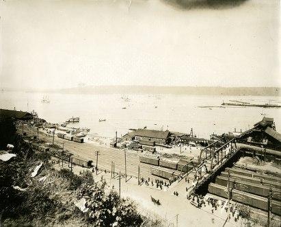 400 Dock 1908