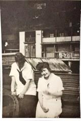 Salmon Beach.boathopuse Agnes 1915
