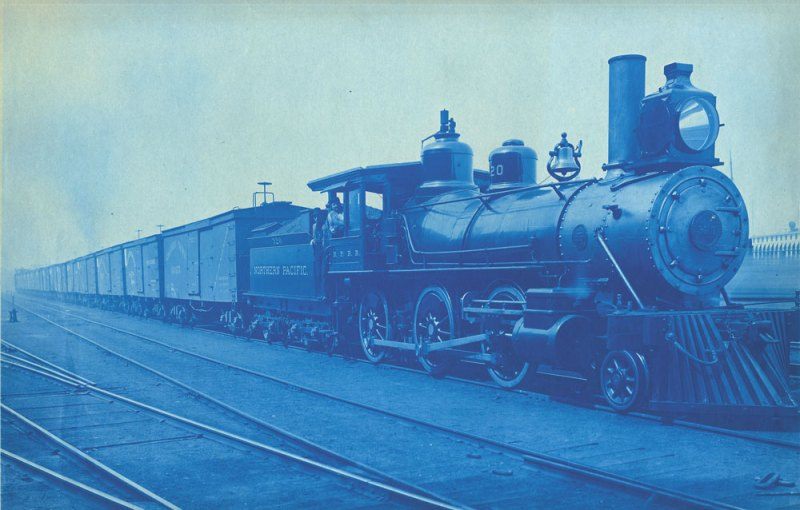 1895 Tea train
