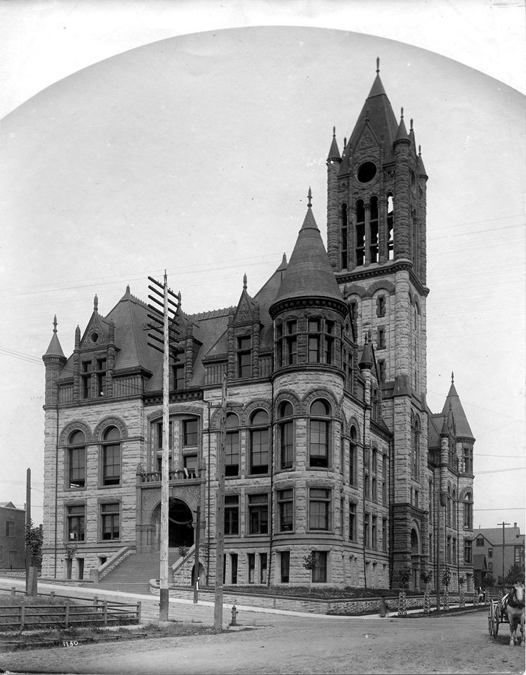 Pierce Co Courthouse
