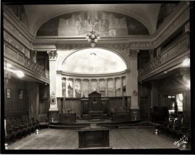 Pythian Temple Hall