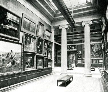 Fine Arts, Columbian Exposition, 1893