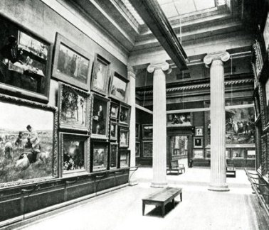 Fine Arts, Columbian Exposition, 1893
