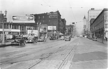 Before the rails were pulled 1939