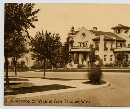 Yakima Ave